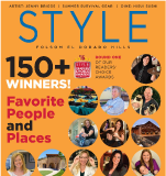 Leonardi has been named a winner in Style Magazine's annual Best of survey! for 2016!