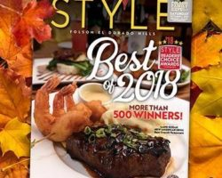 Leonardi has been named a winner in Style Magazine's annual Best of survey! for 2018!!